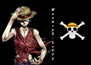 American top cartoons: One piece luffy