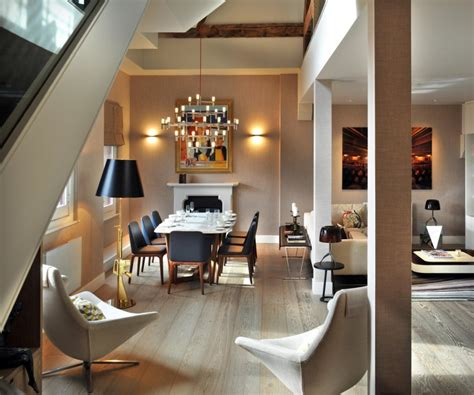 Bursting With Personality Charming St Pancras Penthouse