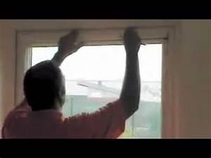 Fenster Sichtschutz Innen : sonnenschutzrollo innen anbringen sichtschutz und sonnenschutz f r fenster youtube ~ A.2002-acura-tl-radio.info Haus und Dekorationen