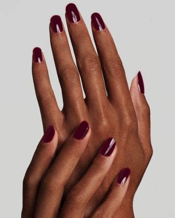 10 Nail Polish For Dark Skin Tones to Compliment The Beauty