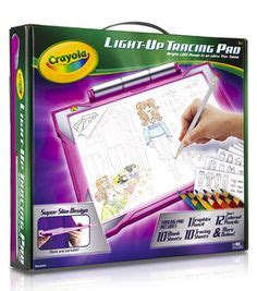 crayola light up tracing pad crafty on toys alex o loughlin and markers