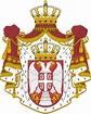 Republic of Serbia Flag Download Vector