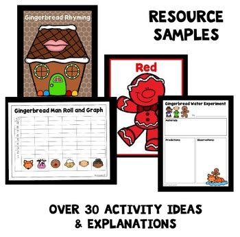 gingerbread theme preschool lesson plans gingerbread 482 | original 3504050 3