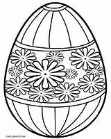 Easter Egg Coloring Colouring Eggs Printable Sheets Drawing Cool2bkids Colorir Ovos Cool Clipart Unique Para Desenhos Adults Clipartmag sketch template