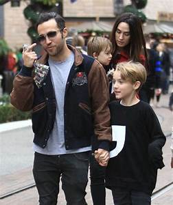 The gallery for --> Pete Wentz Son Saint