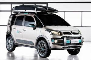 Citroen C3 Aircross Lunar Revealed In Brazil