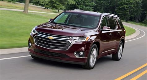 2020 Chevy Traverse by Chevy Traverse 2020 Engine Release Date And Price