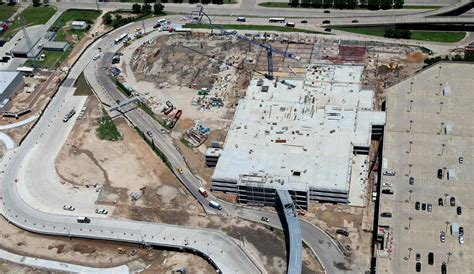 hobby airport new parking garage sustainability in space city houston s william p hobby airport parking garage walker