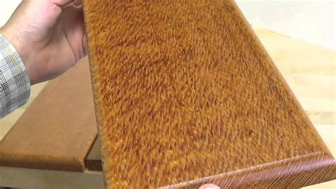 ways  finish leopardwood  woodworking projects