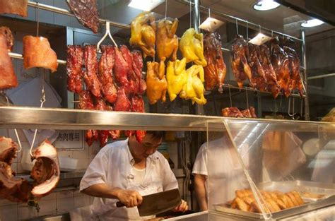 cuisine tour ap chau market cooked food centre lonely planet