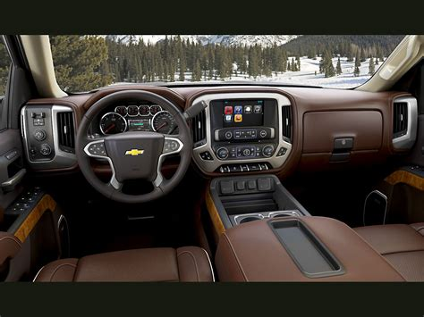 chevy silverado interior gm truck steering position and article on towing page 2