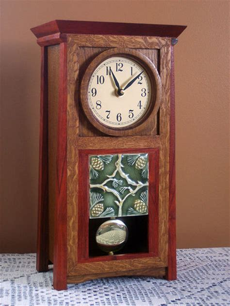 mission mantel clock  pashley  lumberjockscom