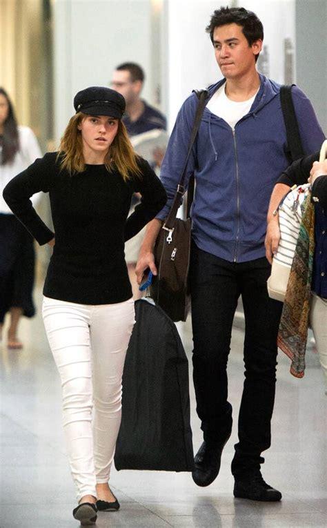 Emma Watson Breaks With Will Adamowicz News