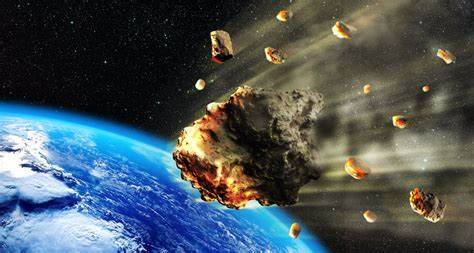 Asteroids Could Have Delivered Water To The Early Earth