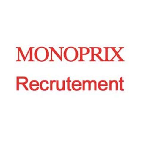 monoprix si鑒e social monoprix recrutement espace recrutement
