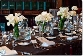 Remarkable Decorating Party Design Dining Table Decoration Ideas The Watches Were Not In The Display Cases Yet Because They Were Under