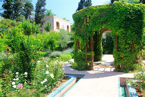 andalusian garden rabat gardens islamic morocco jardin med palace unveiled historic centre been medomed ansamed