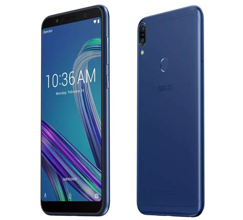 asus zenfone max pro m1 blue color variant launched in india