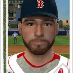 Brandon Workman FACE MOD 13 - Faces - MVP Mods