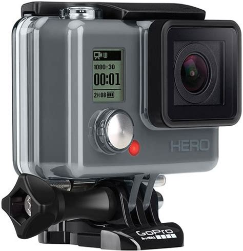 4K GoPro HERO4 is Now Official for $500