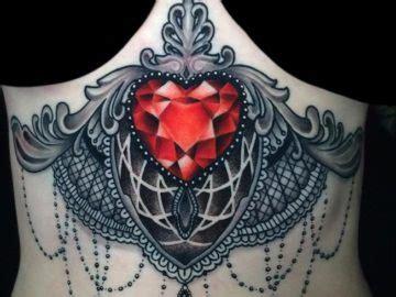 Heart Tattoo Gem