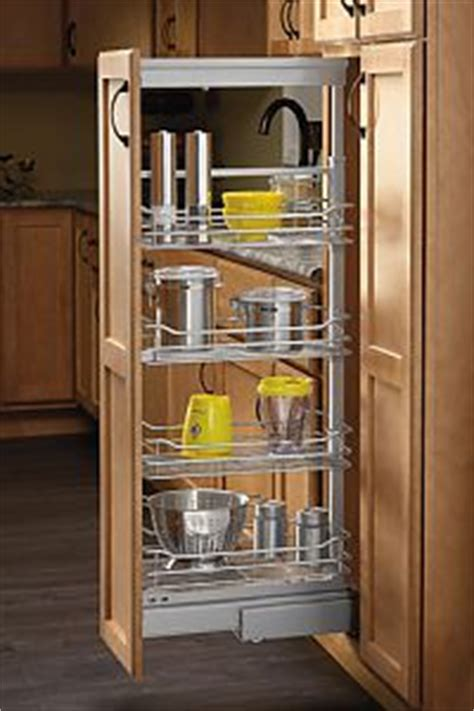 rev  shelf   cr    mm wide wire pullout pantry system frame height