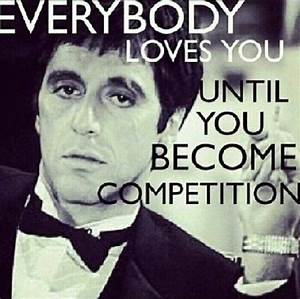 1000+ images about Quotes of ScarFace on Pinterest | Brian ...
