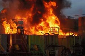 Explosion and Fire at Eagle Ford Disposal Well in Pearsall ...