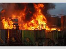 Well Fire in Pearsall Shows How Oil Boom Strains First