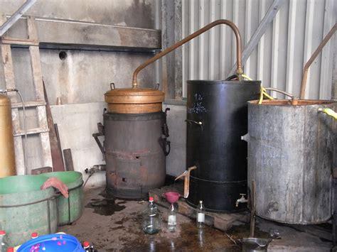 le a huile a vendre distillation de