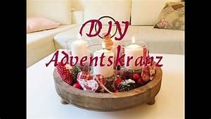 Weihnachtsdeko Selber Machen Wohnung : diy adventskranz selber machen weichnachtsdeko dekoration youtube ~ A.2002-acura-tl-radio.info Haus und Dekorationen