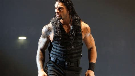 Roman Reigns Championship Wallpapers