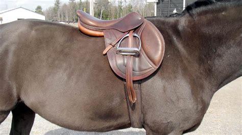 saddle fitting   journey billets