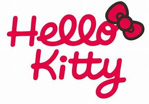 The gallery for --> Hello Kitty Logo Png