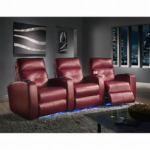 Troy 4046 Collection- Home Theatre Recliners - Furniture