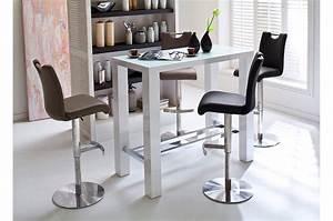 Table Haute Design : table haute design 120x60 ~ Teatrodelosmanantiales.com Idées de Décoration