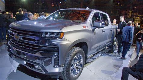 Chevrolet 2019 : 2019 Chevrolet Silverado Preview