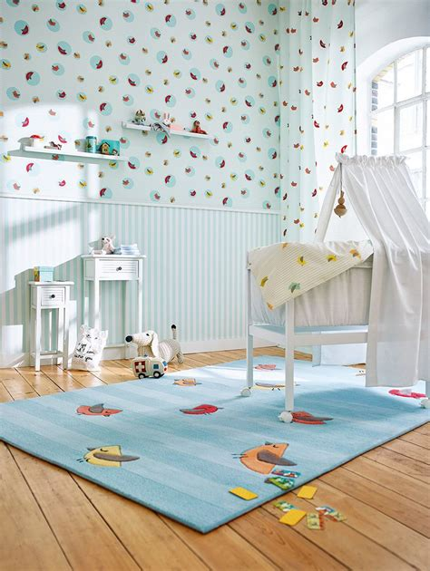 Esprit Home Tapete 302983  Baby Pinterest