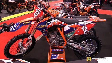 2015 Ktm 250 Sx-f Moto Cross Bike