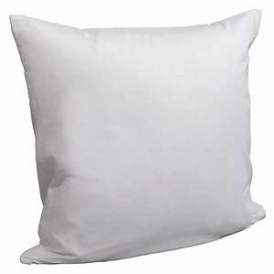 Decoline comfort continental pillow 80x80cm o decofurn for Continental pillows
