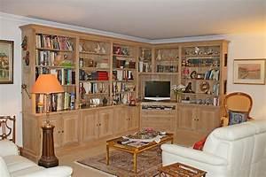 Bibliotheque Bois Clair : biblioth ques louis xvi meubles hugon meubles normands bernay haute normandie ~ Teatrodelosmanantiales.com Idées de Décoration