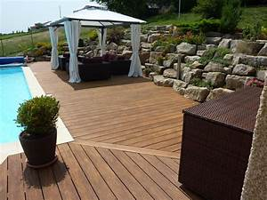 Tonnelle En Bambou : entretien d 39 une terrasse en bambouentretien du bois le ~ Premium-room.com Idées de Décoration