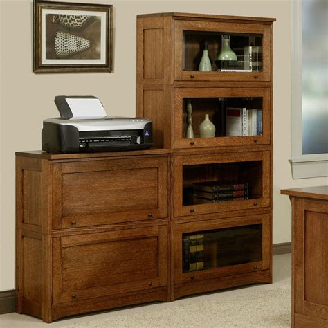 Lawyer Bookcase by Mission Lawyer Bookcase With Glass Doors 70 Quot H Barr S
