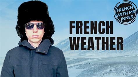 WEATHER // Learn French Basics Day 16 - for beginners and ...