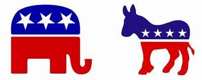 Political Party Democratic Elephant Parties Republican Clipart