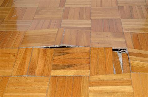Water Damage To Wood Floors  Ultimate Floor Sanding