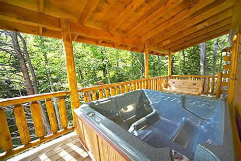 one bedroom cabins in gatlinburg pigeon forge tn