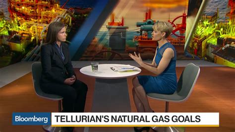 Tellurian CEO Meg Gentle on Bechtel Deal and Strategy with ...