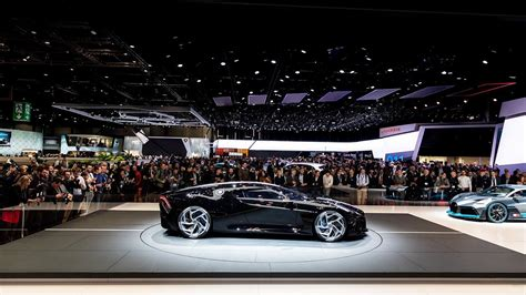 La voiture noire, or the black car, was sold before the show even opened for $19 million, reputed to be the highest price ever paid for a new automobile. The Priciest New Car Is This $19 Million Bugatti