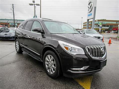 Buick Enclave 2014 Used by Used 2014 Buick Enclave 3 60 Premium Awd Toronto Wheels Ca
